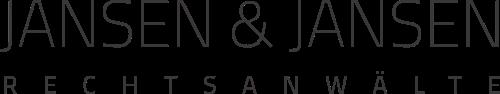 Das Logo der Kanzlei Jansen & Jansen